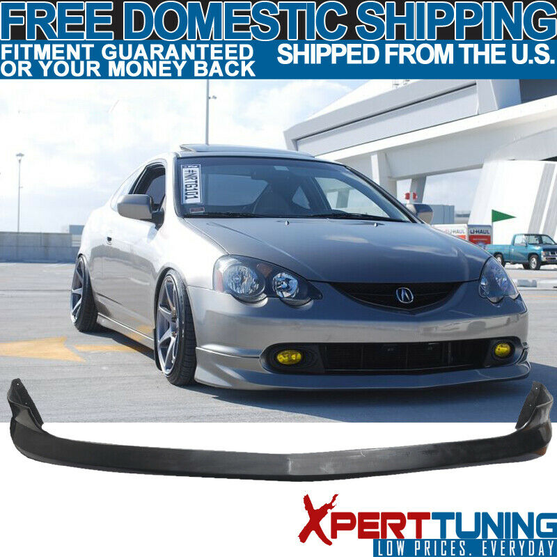 02 03 04 Acura RSX DC5 AS Poly Urethane PU Front Bumper