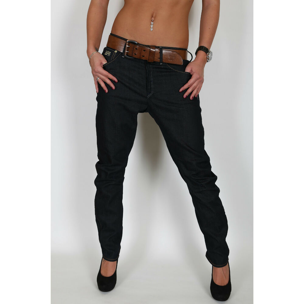 new g star arc juke 3d tapered wmn damen jeans w l 25 26 27 28 29 30 31 32 34 ebay. Black Bedroom Furniture Sets. Home Design Ideas