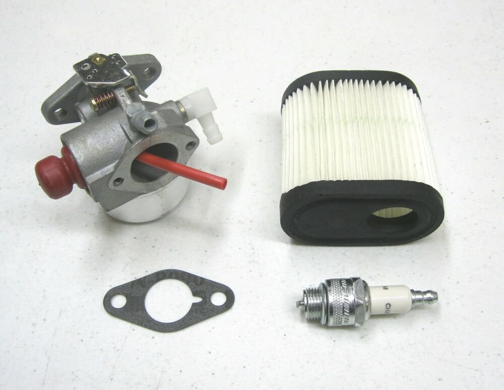 New Carburetor Air Filter Spark Plug For Toro Recycler