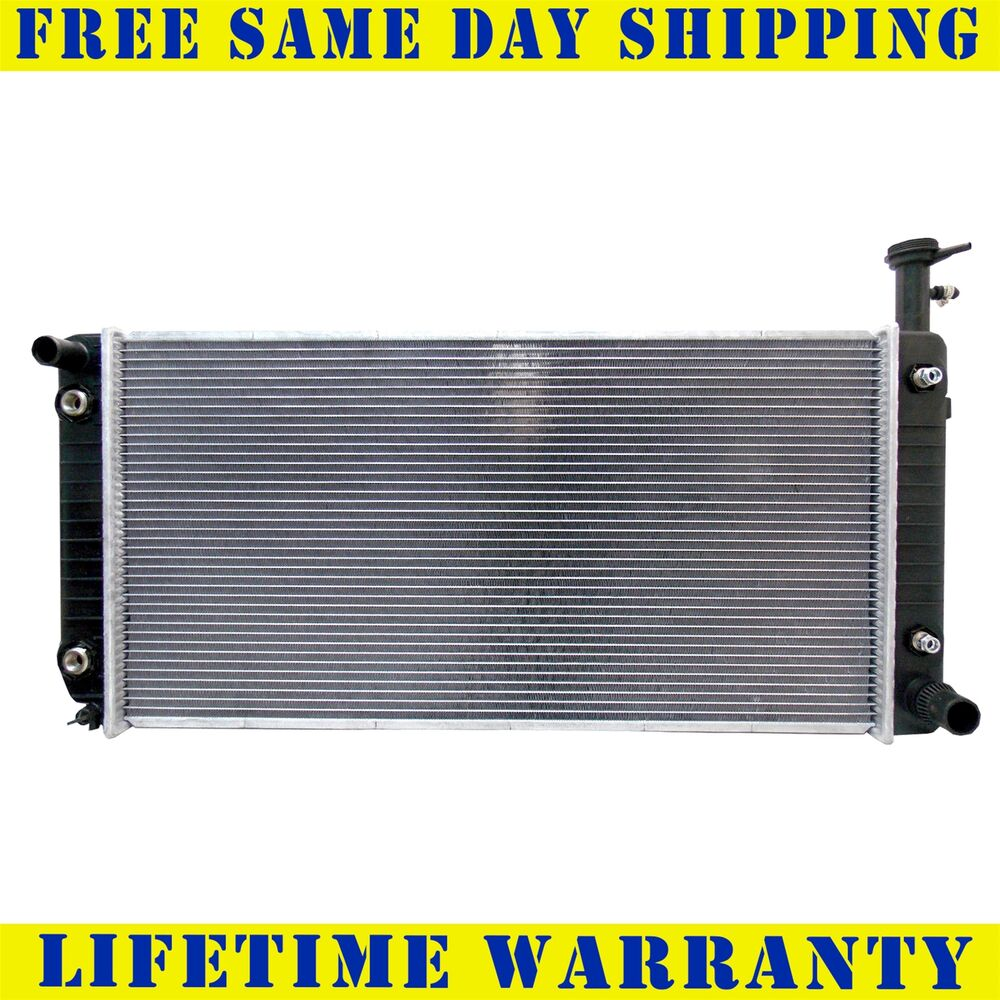 Radiator For Chevy GMC Fits Savana Express Van 2500 3500