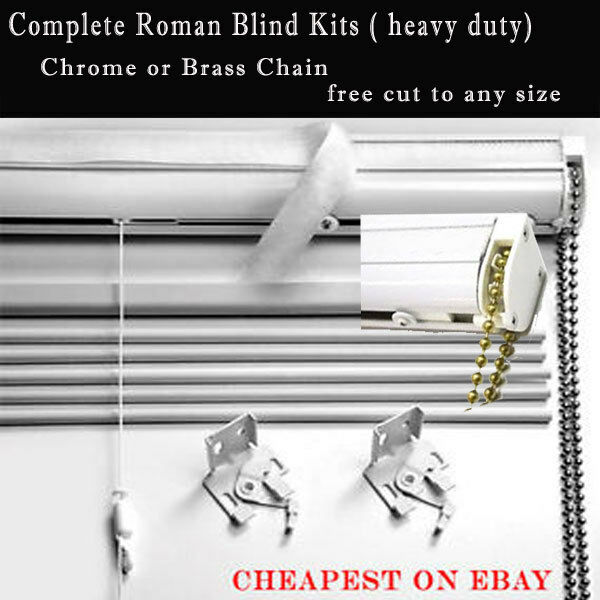 Roman Blind Complete Kit Dispatch In Two Days Original
