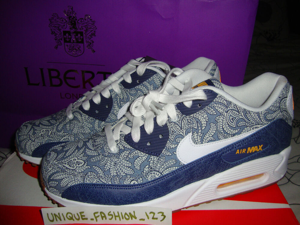London Blue Liberty Nike Notary Chamber Air Max 90 Of BxUwTPXqw
