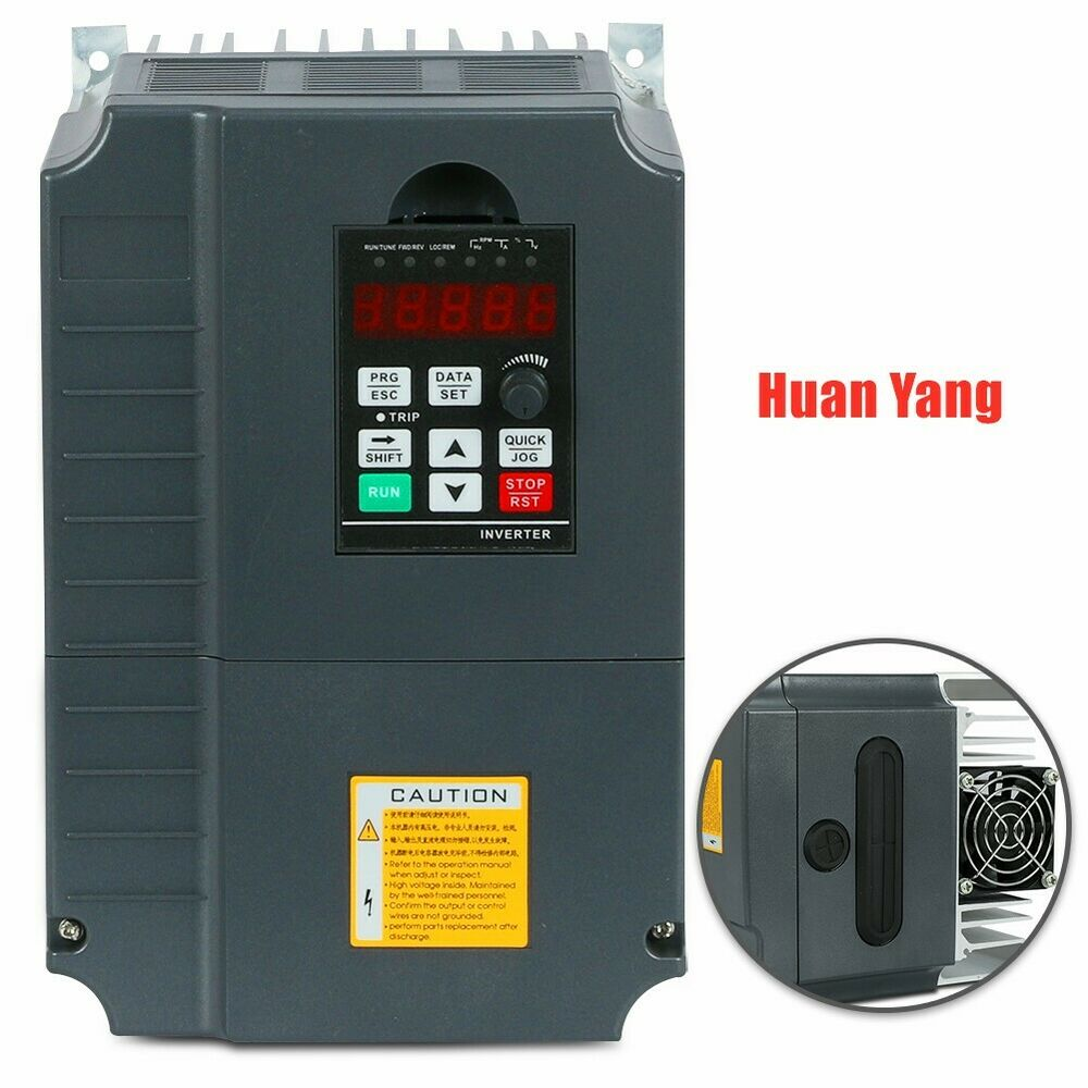 220v 7 5kw 10hp 34a Vfd Variable Frequency Drive Inverter