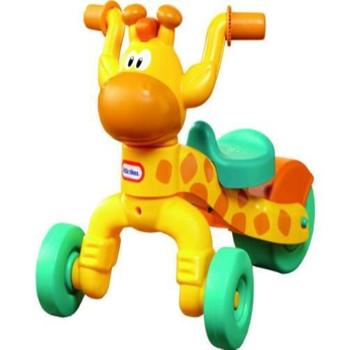 Little Tikes Ride On Toys : New ride on little tikes go grow lil rollin giraffe car