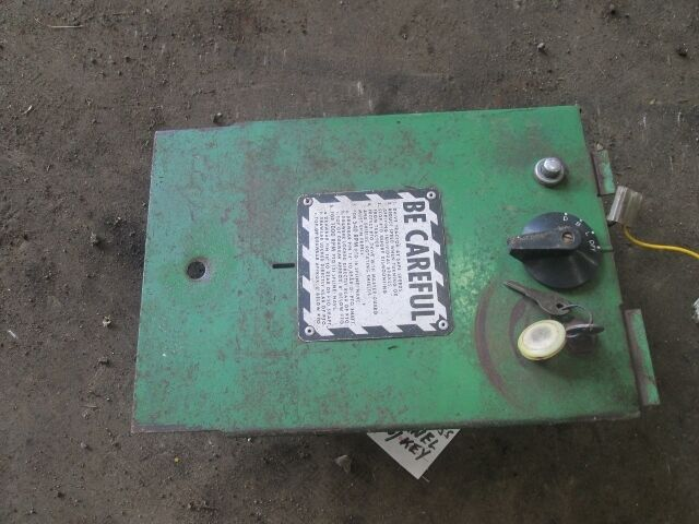1010 John Deere Dash Light : John deere control cover access panel item ebay