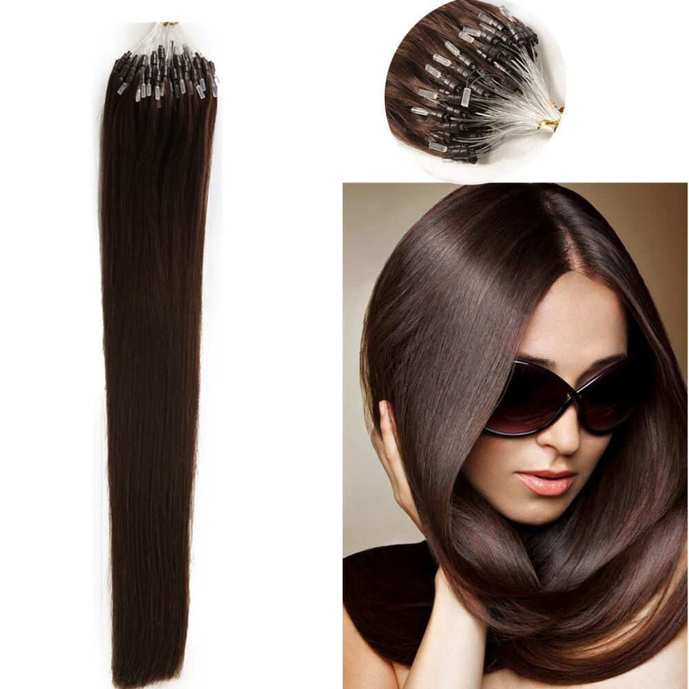 Thick Human Hair Extensions Ebay 92