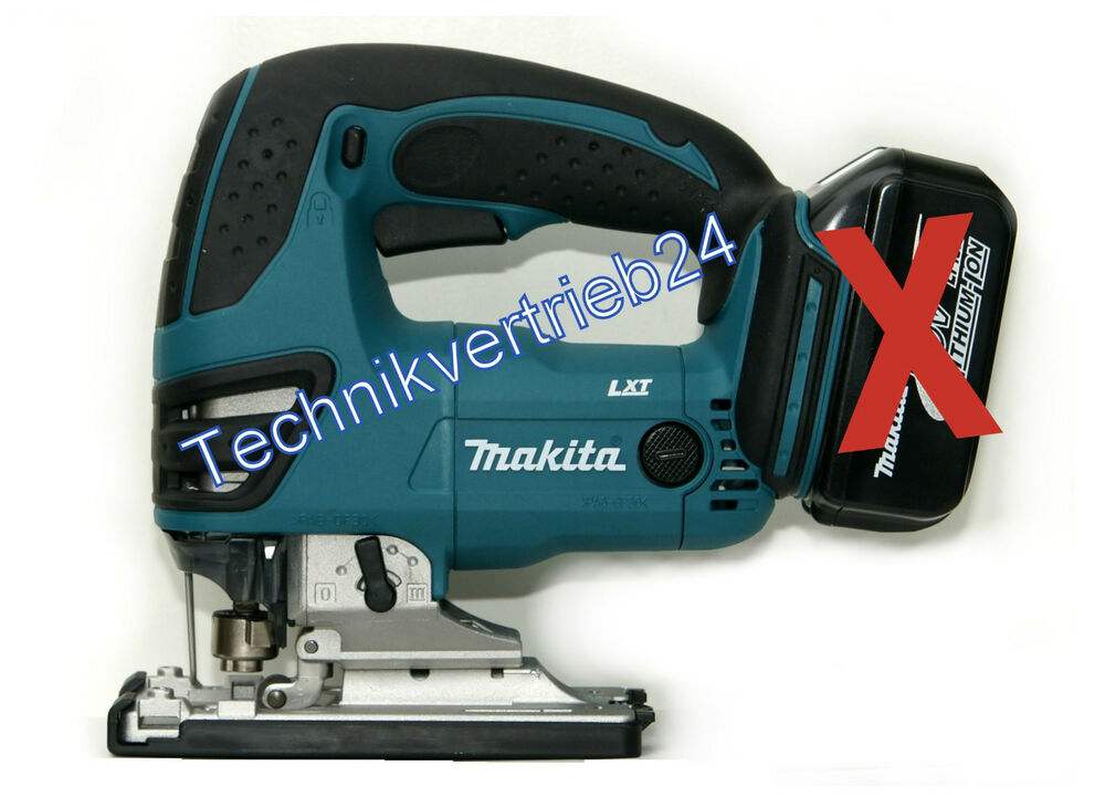 makita akku stichs ge 18v djv180z sologer t ohne akku ebay. Black Bedroom Furniture Sets. Home Design Ideas
