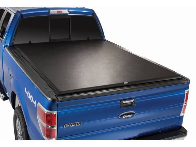 Low Profile Roll Up Tonneau Tonno Cover For 2004 2014 Ford