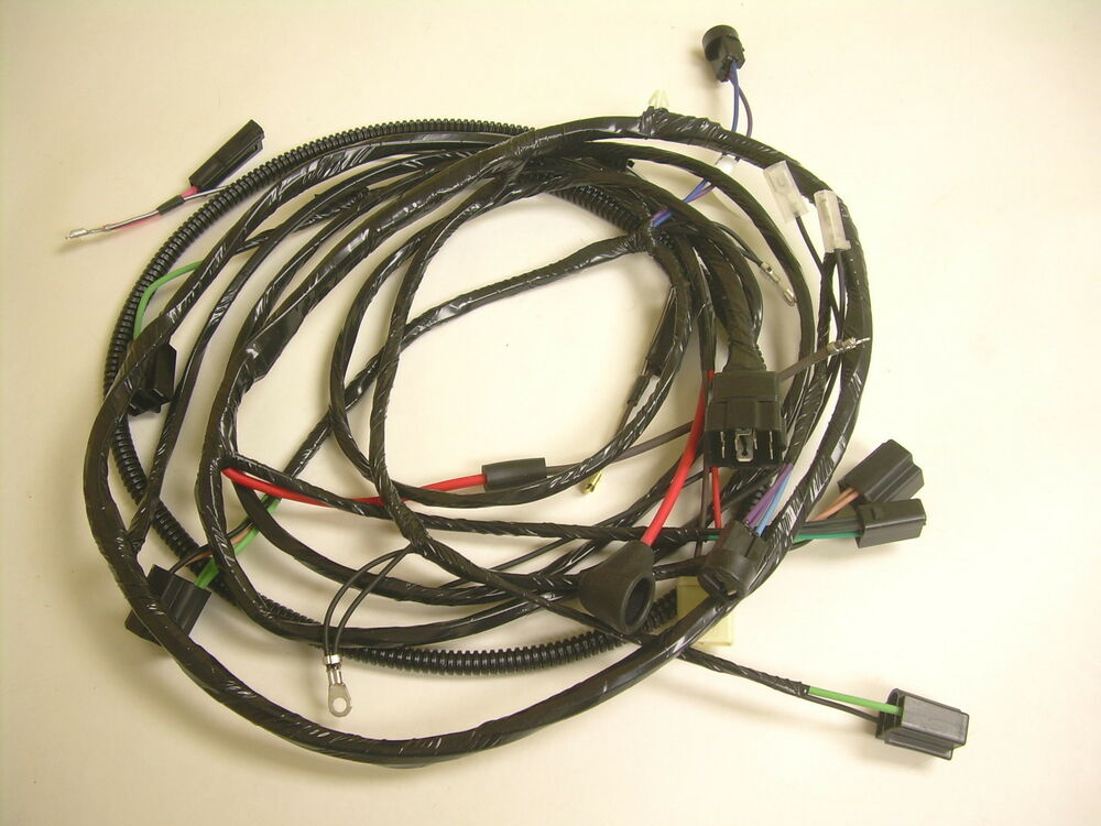 s l1000 1960 impala belair forward light wiring harness internal regulated 1960 impala wiring harness at gsmx.co
