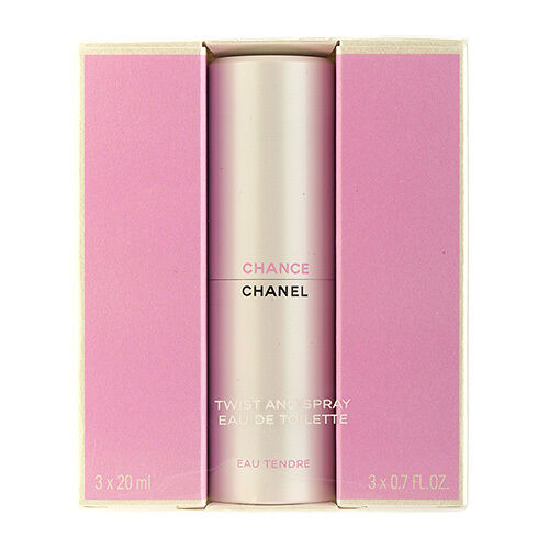 1 PC Chanel Chance Eau Tendre Twist & Spray Eau De Toilette 20ml+2 refills #9155 | eBay