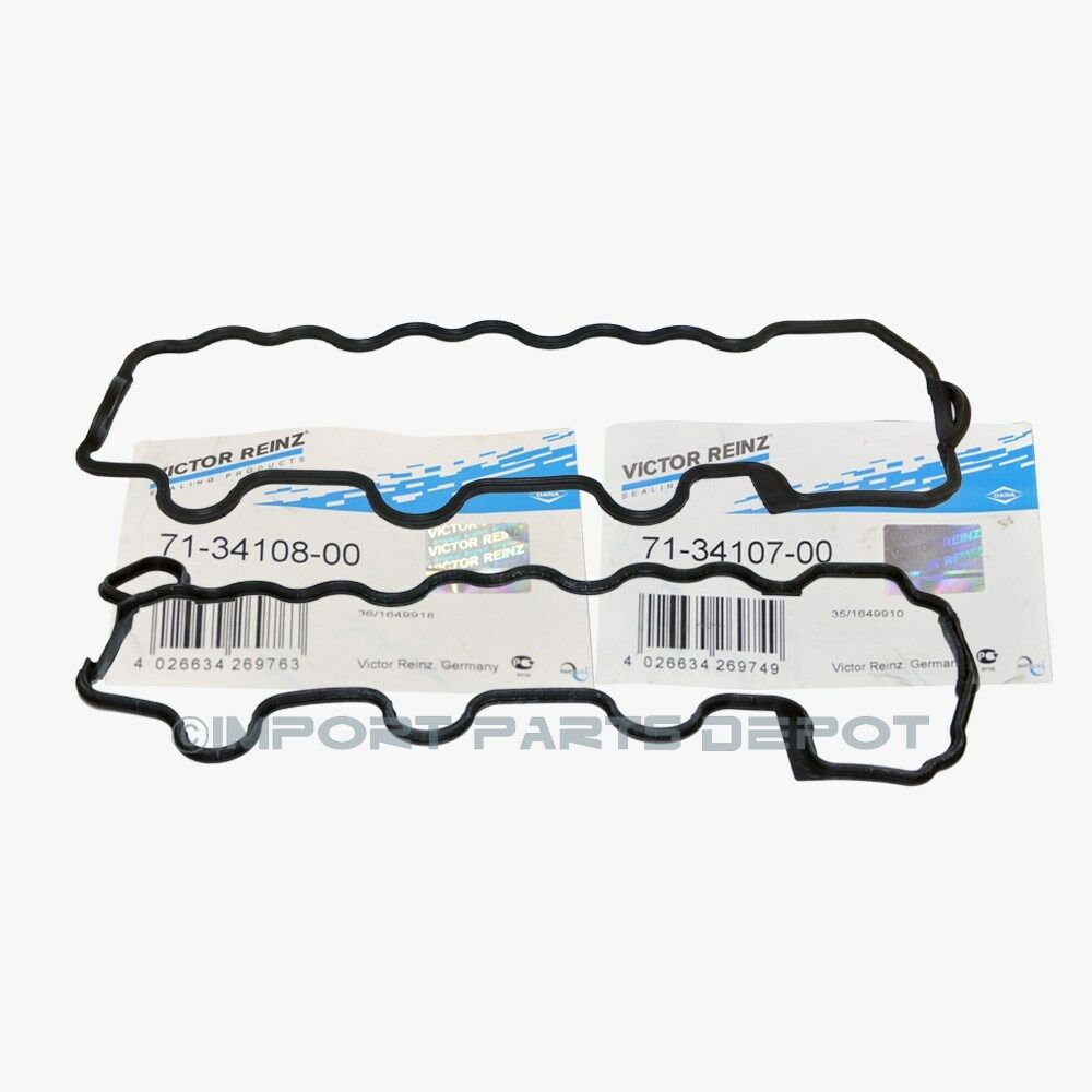 Mercedes-Benz Valve Cover Gasket Left & Right Victor Reinz