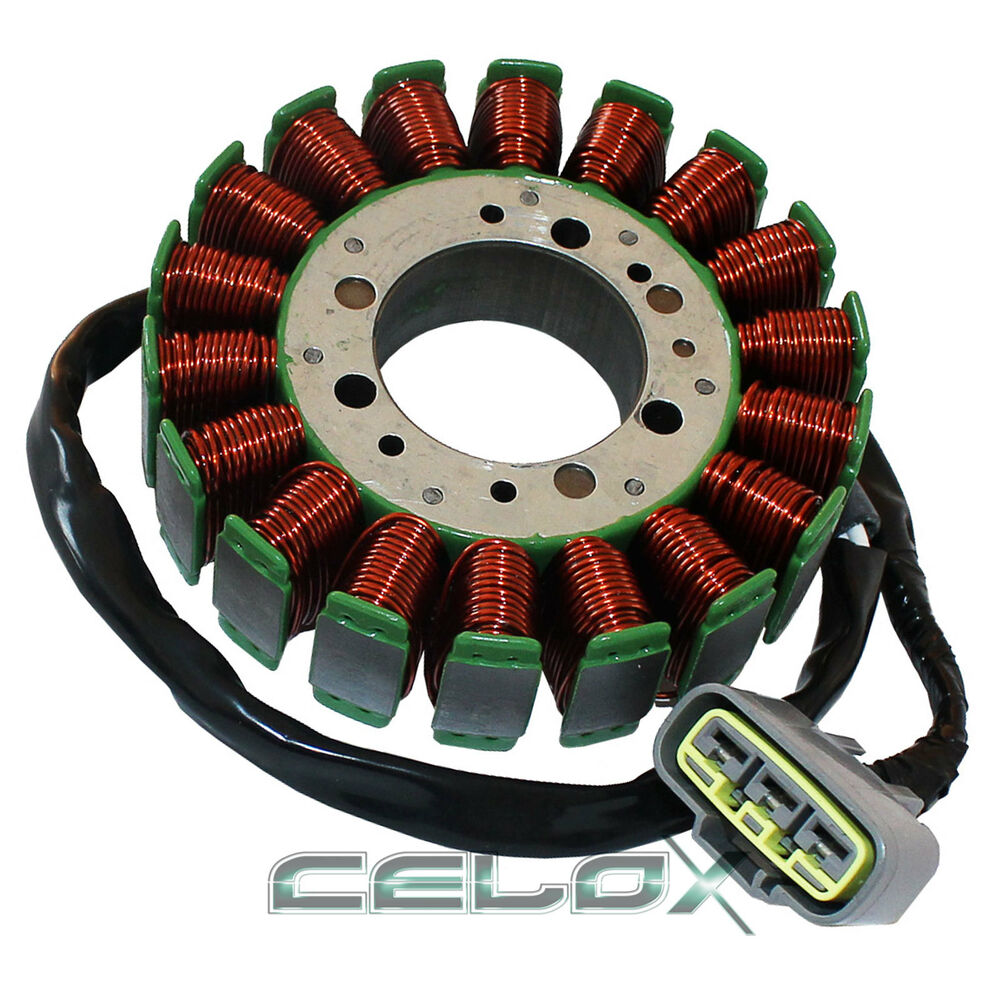 Stator for yamaha yzfr1 yzf r1 2002 2003 generator ebay for Yamaha r1 deals