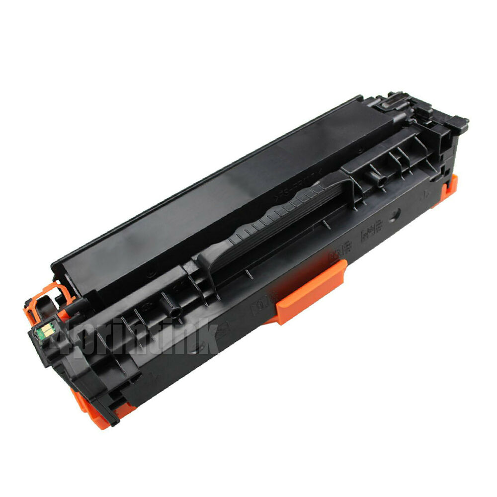 cc530a black toner cartridge for hp 304a laserjet cp2025dn cp2025n cp2025x ebay. Black Bedroom Furniture Sets. Home Design Ideas