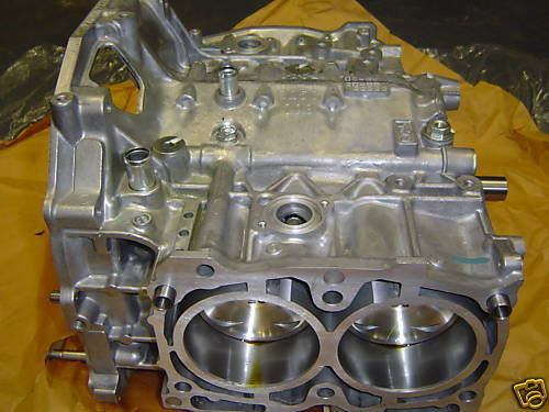 Subaru Short Block Turbo Engine 2 5l Dohc Part