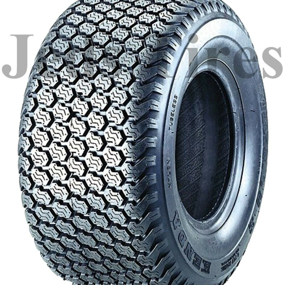 1 22 Kenda K500 Super Turf Lawn Mower Golf Cart Tire 4ply Ebay