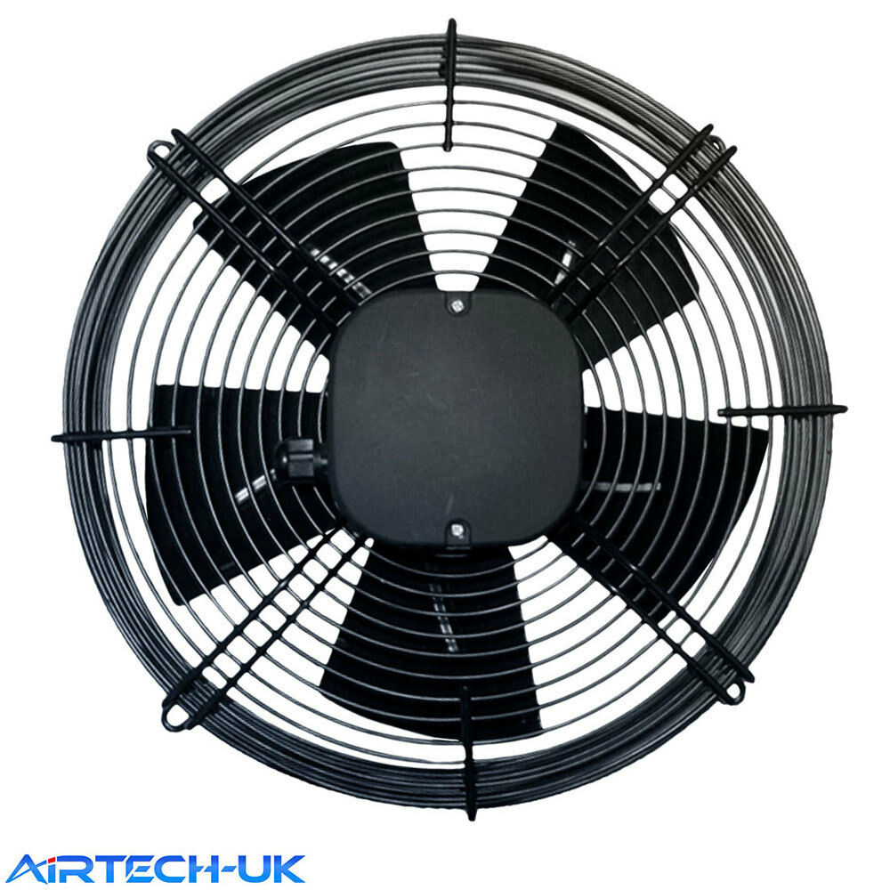 Commercial Ventilation Fans Industrial : Industrial axial extractor ventilation exhaust fans