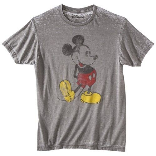 Men S Mickey Mouse T Shirt Ebay