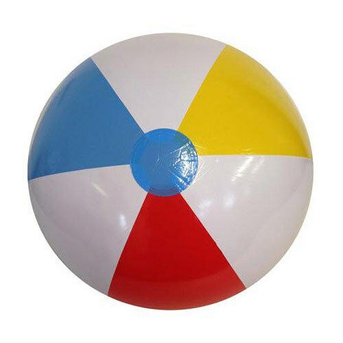 Adults Kids Bright Inflatable Beach Ball Pool Toys Holiday