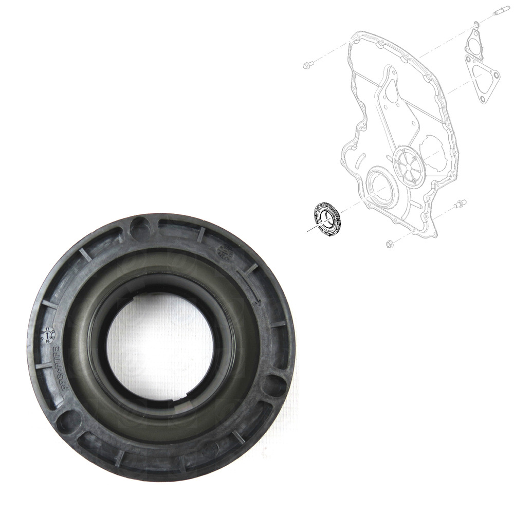 FORD TRANSIT MK6 MK7 FRONT COVER CRANK CRANKSHAFT OIL SEAL