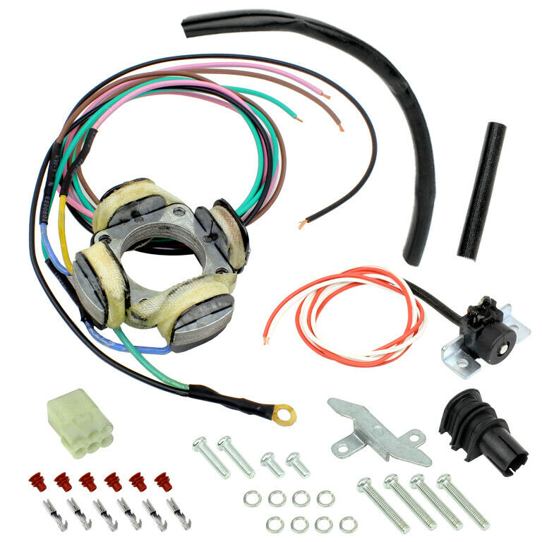 briggs and stratton stator wiring diagram yamaha stator wiring stator fits yamaha yz426f yz 426f 2000 2001 2002 magneto ...