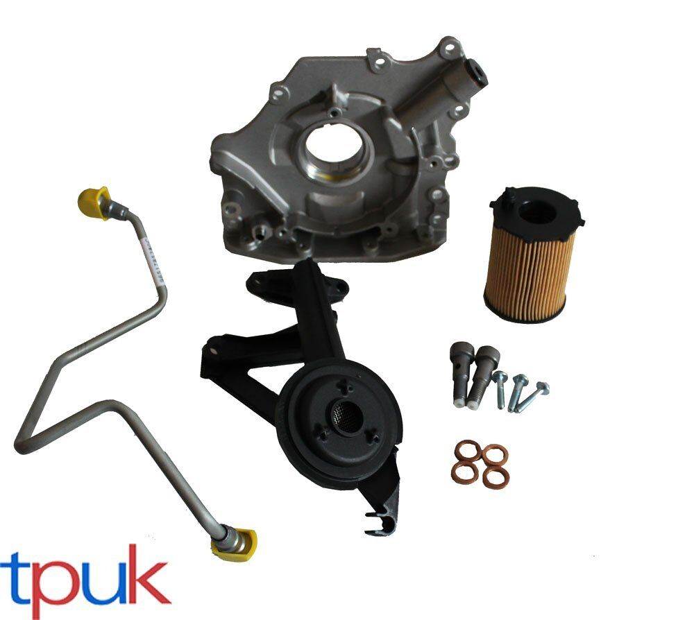 turbo fitting kit 1 6 hdi tdci dv6 110 ford peugeot citroen oil pump filter kit ebay. Black Bedroom Furniture Sets. Home Design Ideas