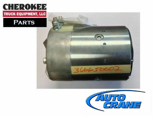 Auto Crane 366650002 Motor Kit For 6006eh Series Cranes