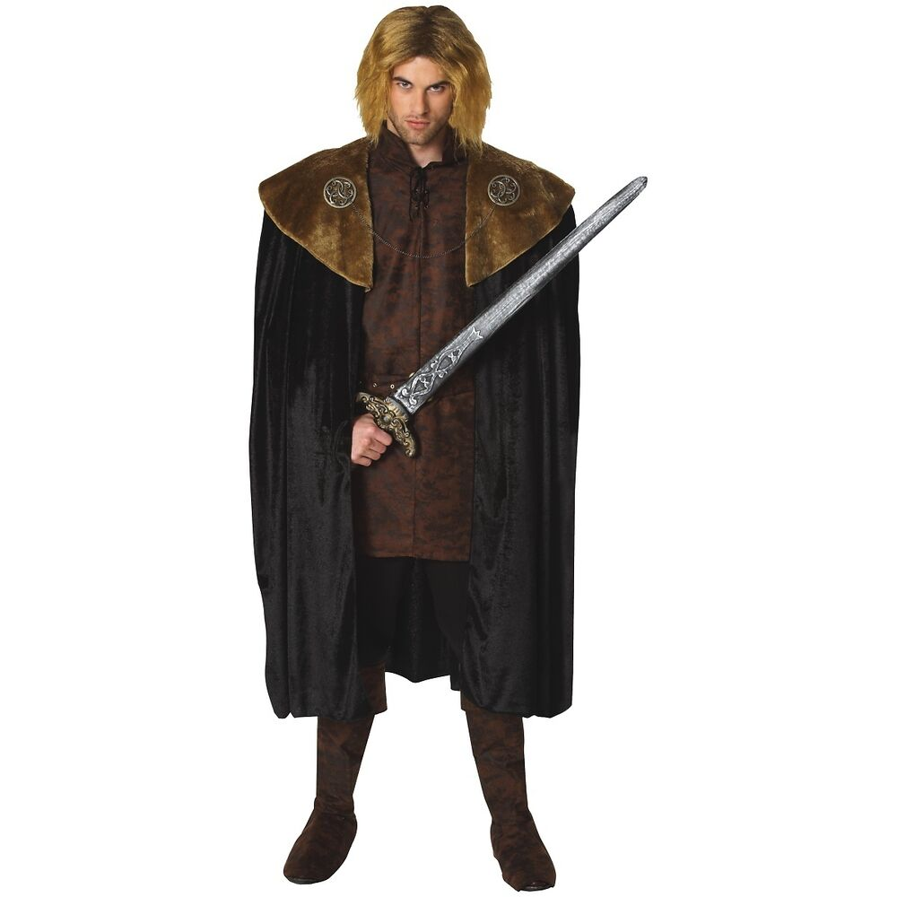 how to make a ned stark costume