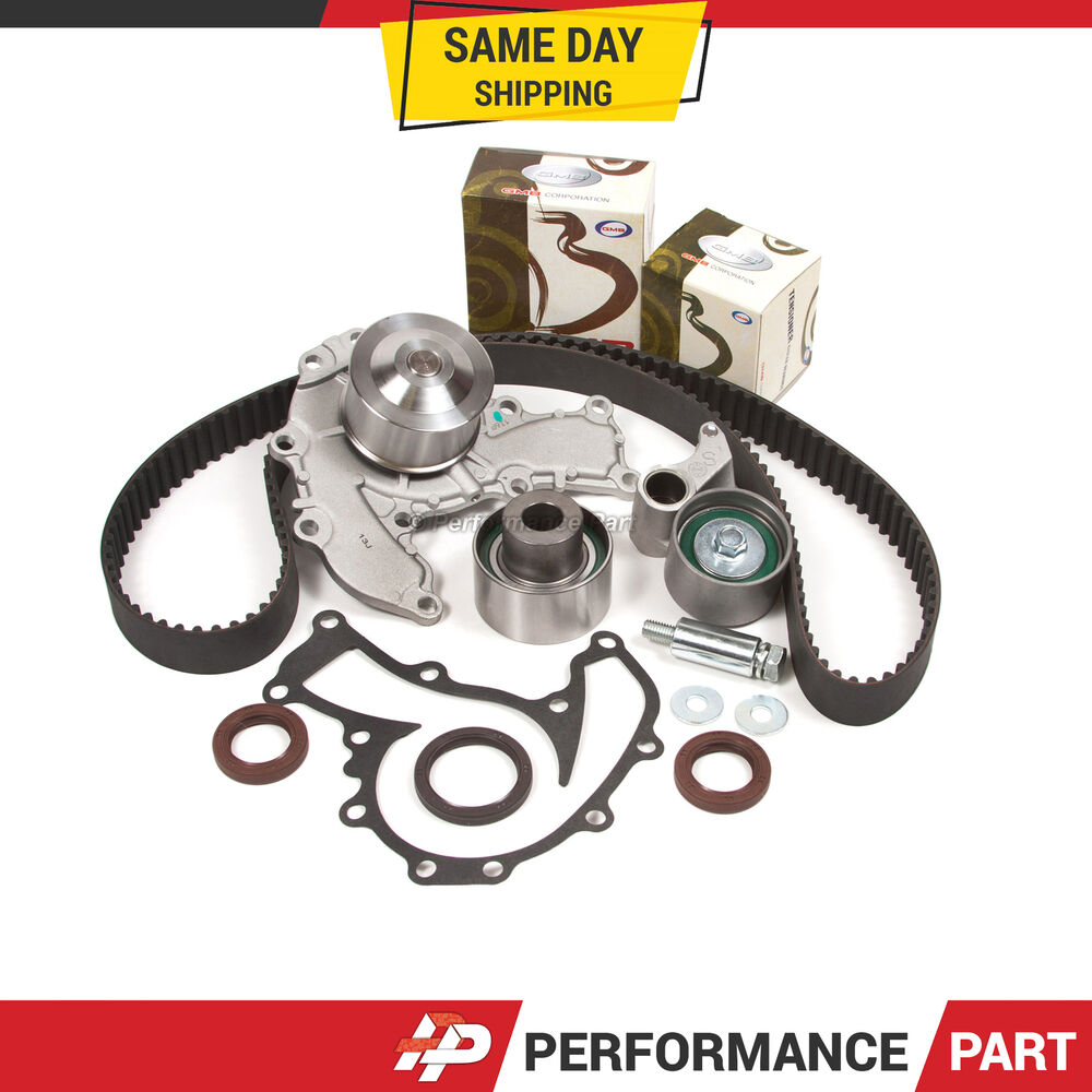 Timing belt water pump kit acura slx honda isuzu rodeo