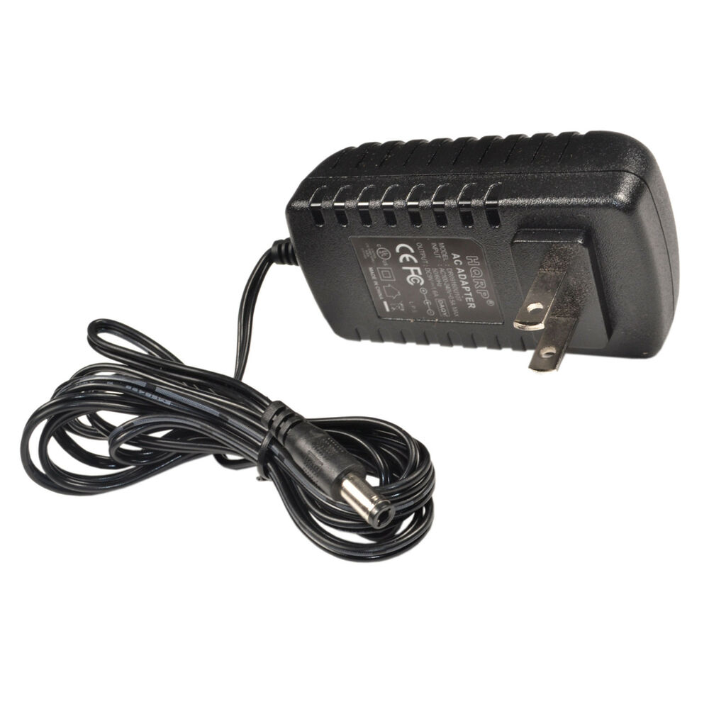 HQRP AC Power Adapter For Brother P-Touch PT-2730VP PT-350