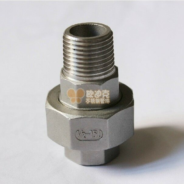 Quot bspt male bspp female union swivel stainless