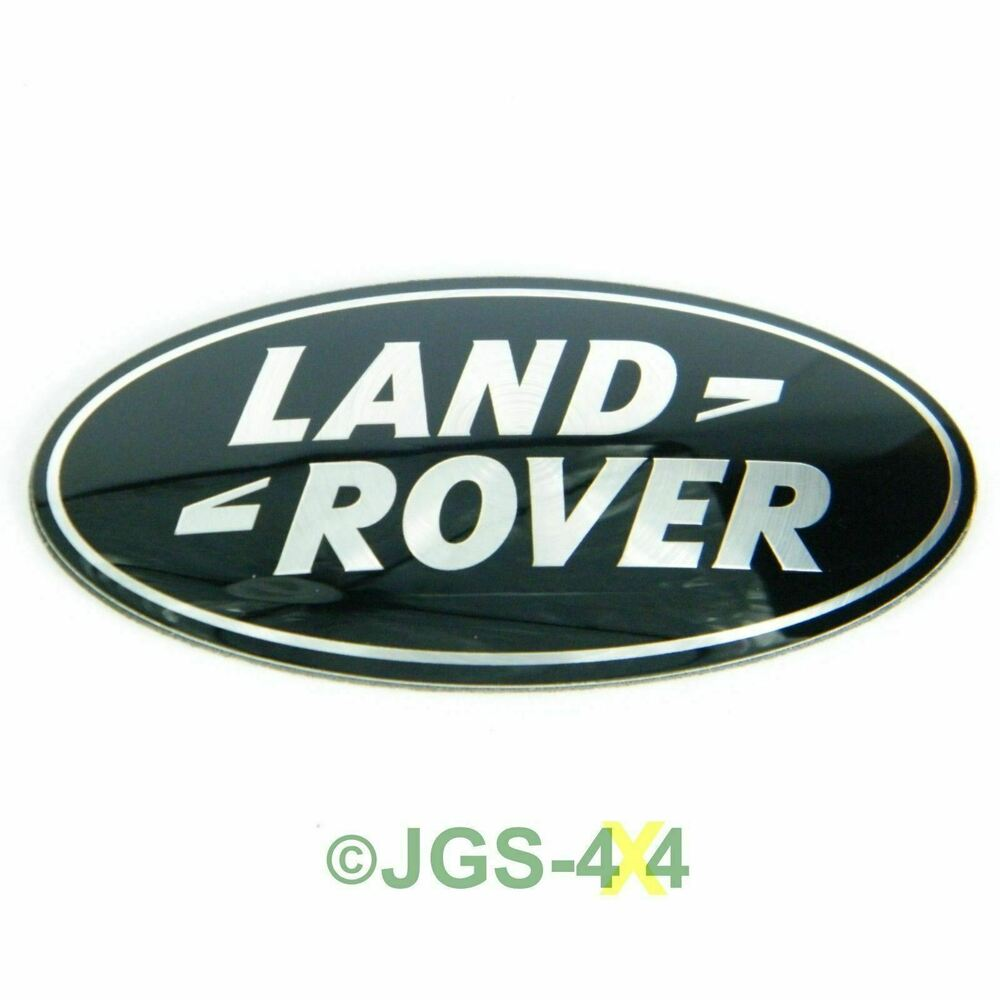 Land Rover Range Rover Sport Supercharged Grill Badge