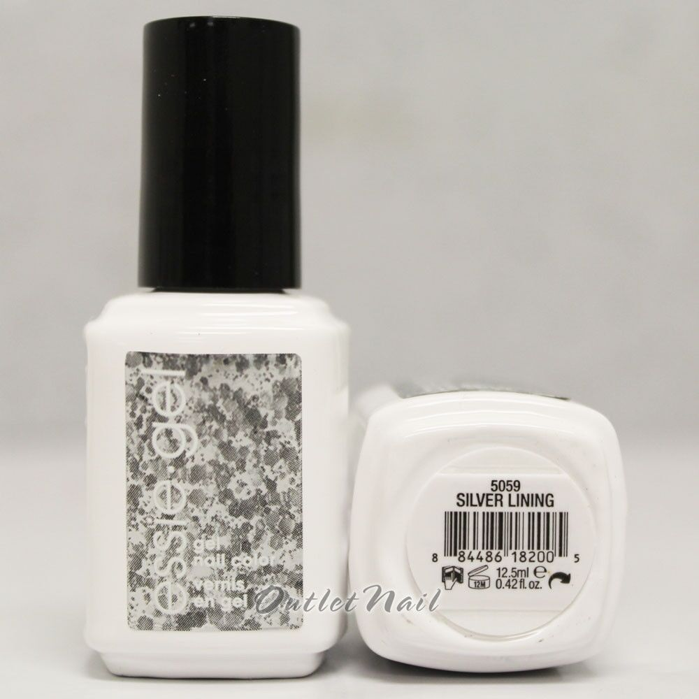 ESSIE Soak Off UV LED Color Gel Nail Polish SILVER LINING 5059 12.5mL/0.42 oz | eBay