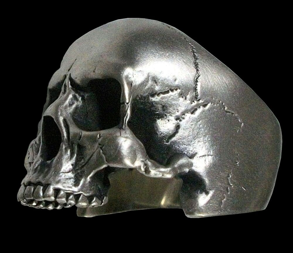 About Keith Richards Skull Ring