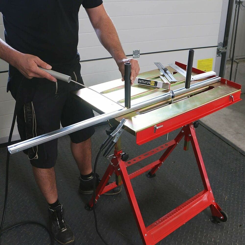 Portable Welding Table Work Bench For Mig Tig Welder Heavy Duty Ebay