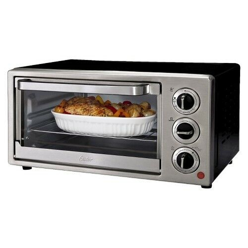 Oster 6-Slice Convection Countertop Oven, TSSTTVF815 eBay