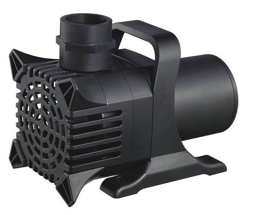Fountain fish pond pump all sizes 1465 14 5000 gph for Pond water pump