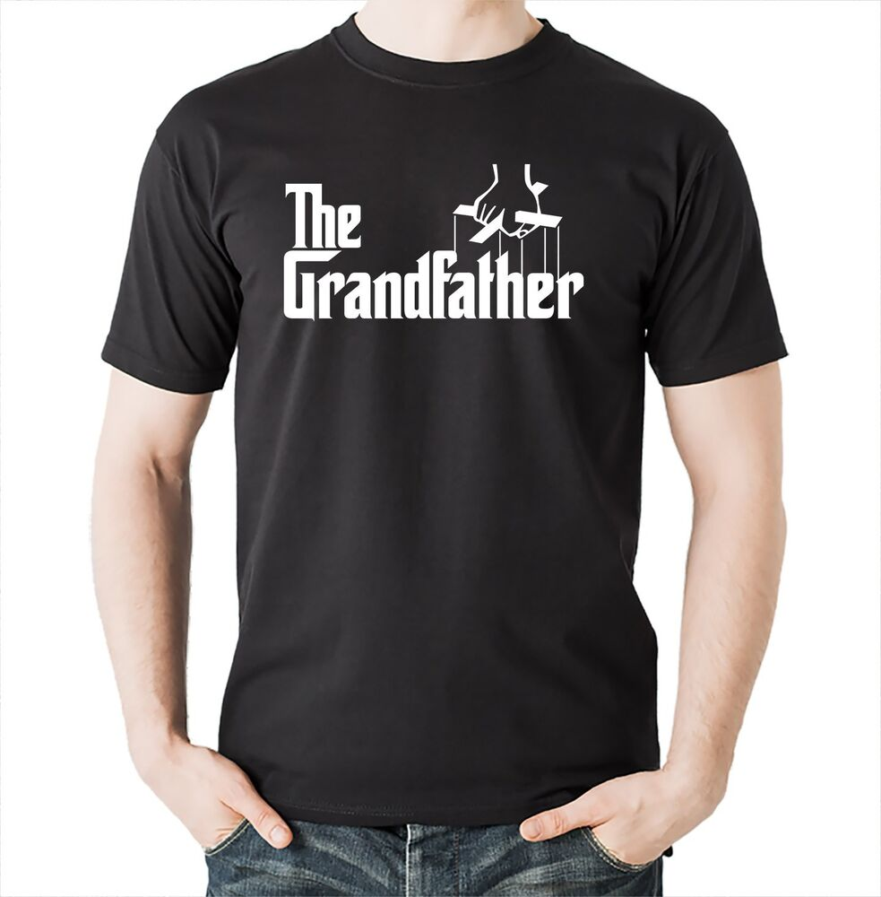 the grandfather t shirt gift for grandfather tee shirt ebay. Black Bedroom Furniture Sets. Home Design Ideas