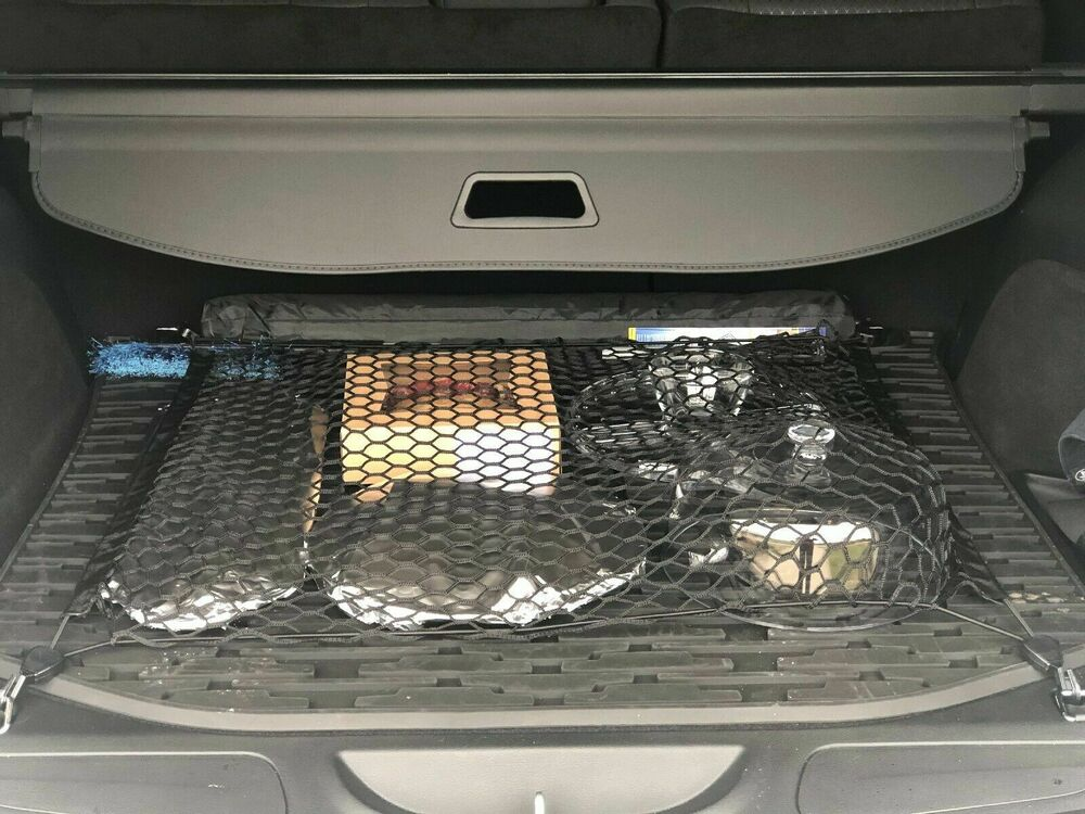 2017 Jeep Grand Cherokee Accessories >> Floor Style Trunk Cargo Net for Jeep Grand Cherokee 2011 - 2017 NEW | eBay