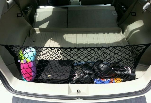 Envelope Style Trunk Cargo Net For Subaru Impreza Sport