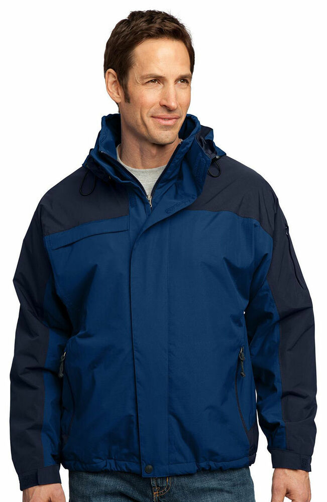 Black Columbia Rain Jacket