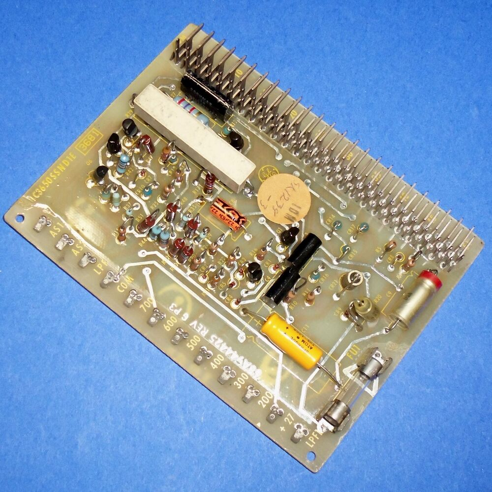 General Electric Circuit Board Ic3650ssnd1e Ebay