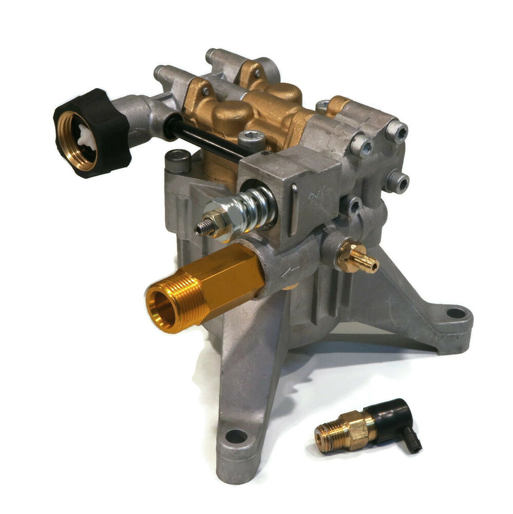 3100 PSI Upgraded POWER PRESSURE WASHER WATER PUMP Simpson ...