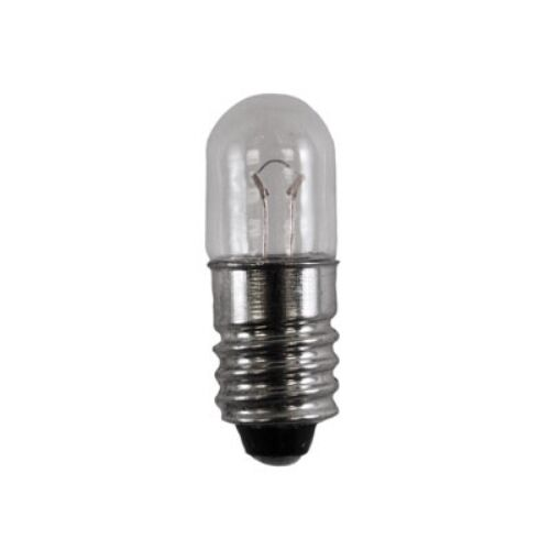 10 Pack Miniature Lamp Light Bulb 120ms 120v E10 Mini Screw 025amps 11172 Ebay