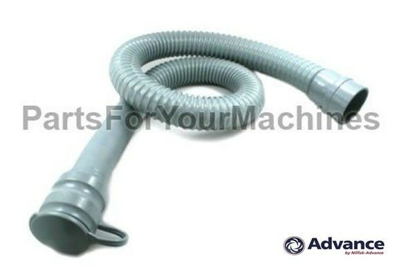 H 122a Drain Hose For Advance I Max 28 32c 34hd Floor