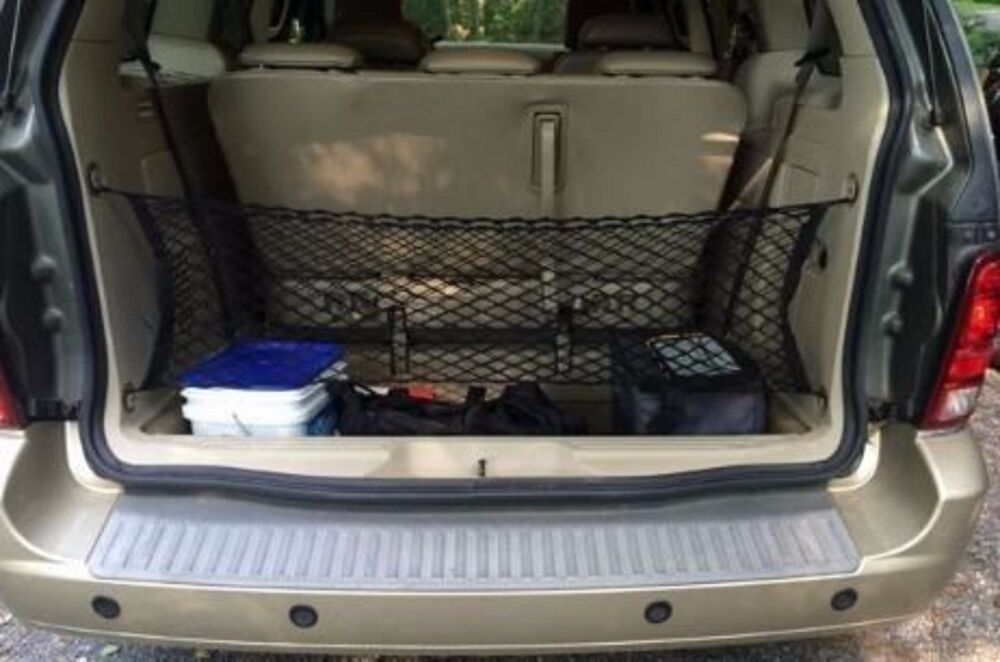 Envelope Style Trunk Cargo Net For Ford Freestar 2004 2005