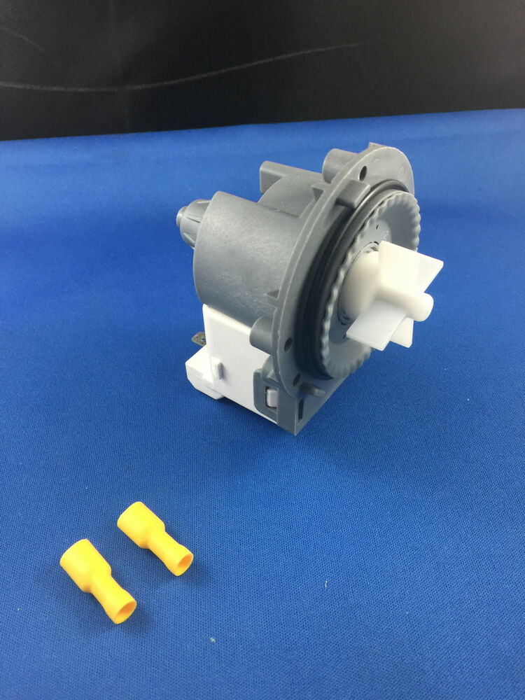 Whirlpool Replacement Washing Machine Drain Pump Motor