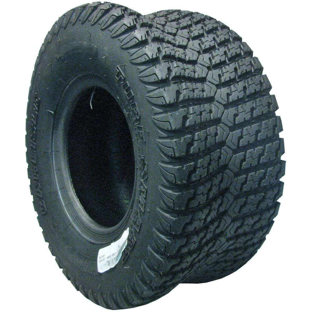 how to set the bead on a lawn mower tire