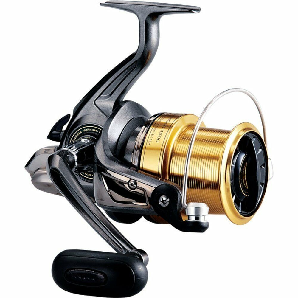 daiwa 2010 cross cast 5500 spinning reel from japan new ebay