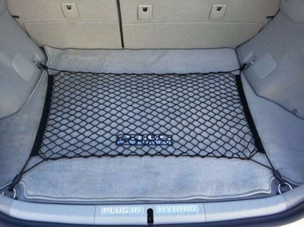 floor style trunk cargo net for toyota prius 2010 2015 new free shipping ebay. Black Bedroom Furniture Sets. Home Design Ideas