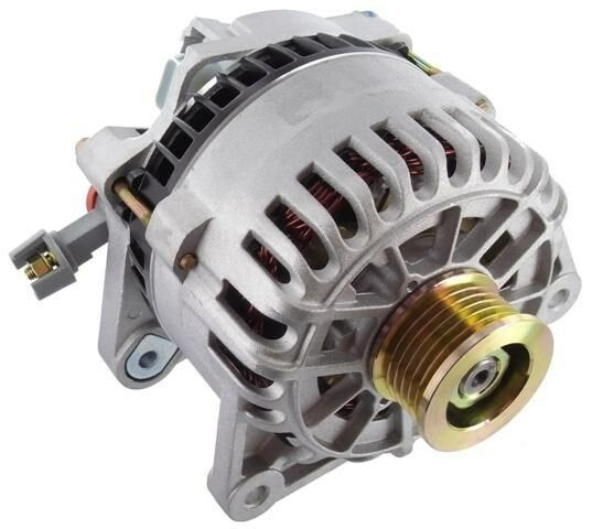 New Alternator Ford Focus 2 0l L4 2000 2001 2002 2003 2004 00 01 02 03 04